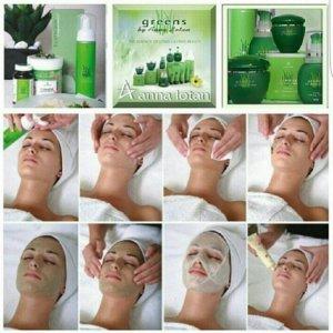 Green Peeling