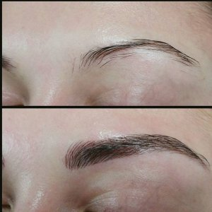 Permanency of Microblading